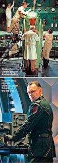 captain america EW redskull - Y siguen llegando imagenes nuevas del Cap America!!!