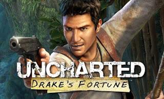 drakes fortune uncharted - Robert De Niro en un videojuego hecho pelicula?