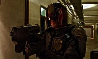 FIRSTLOOKdredd - El nuevo Judge Dredd no es Stallone!