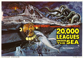 20000leaguespressbook - David Fincher ira 20,000 leguas bajo el mar...