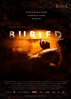 buried movie poster - Las peliculas que nadie vió este año y debio haber visto.