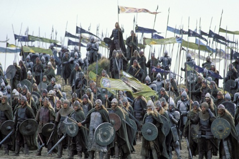 the lord of the rings the motion picture trilogy - El Señor de los Anillos Ediciones Extendidas en Blu Ray este año? Rumor.