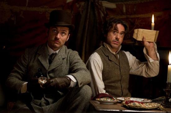 sherlock holmes 2 - Una nueva imagen de Sherlock Holmes y la historia revelada!!!