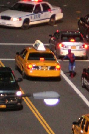 Spyder6 - Miren estás fotos de Spiderman en acción!!!