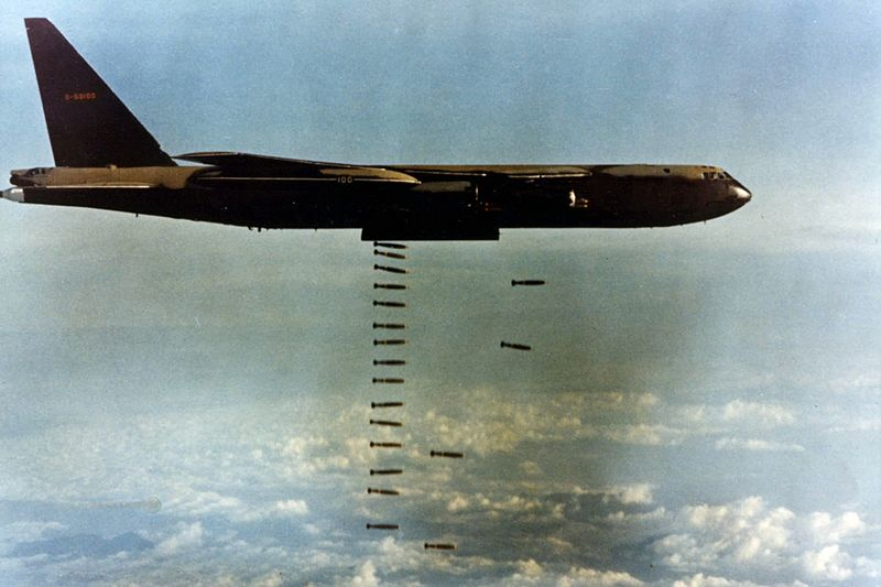 Image result for president lyndon b. johnson halts u.s. bombing of  north vietnam on october 31, 1958