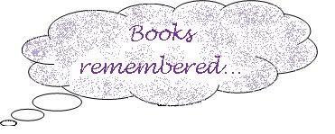 Mel's Random Reviews: Books Remembered #3: Christopher