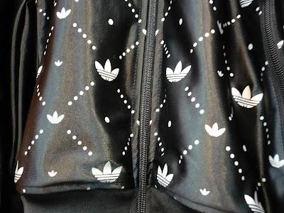 Adidas Originals Veste de survêtement à capuche Fun Flock
