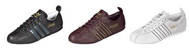 Les3bandes: Adidas Originals Low Pro Football: le modèle qui