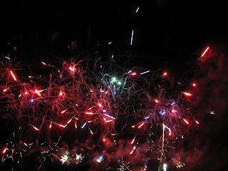 fireworks hanover kansas