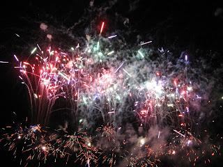 fireworks in hanover,ks