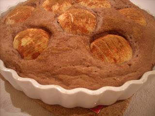 Les gâteaux de pomme