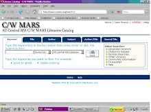 Search the Library's catalog from home!