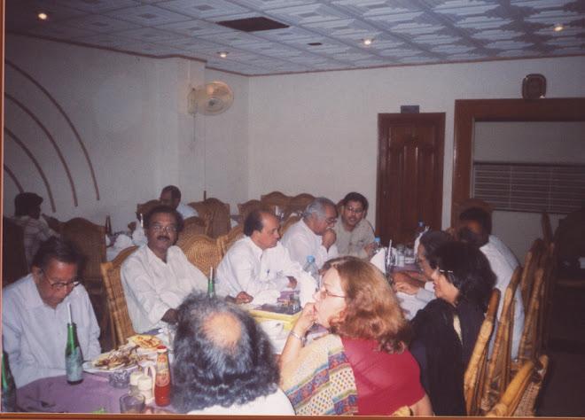 Dinner in Usmania - 2006