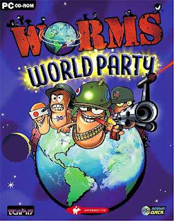 free WORMS WORLD PART game download