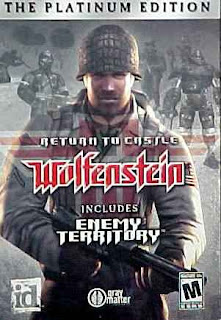 free RETURN TO CASTLE WOLFENSTEIN: ENEMY TERRITORY game download