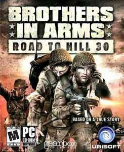 free BROTHER IN ARMS: ROAD TO HILL 30 game download
