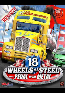 free 18 WHEELS OF STEEL: PEDAL TO THE MEDAL game download