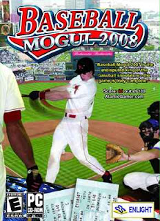 free BASEBALL MOGUL 2008 game download