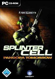 free SPLINTER CELL 2: PANDORA TOMORROW game download