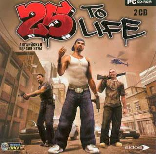 free 25 TO LIFE game download