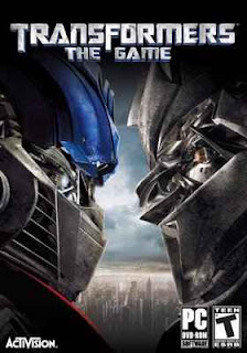 free TRANSFORMER : THE GAME game download
