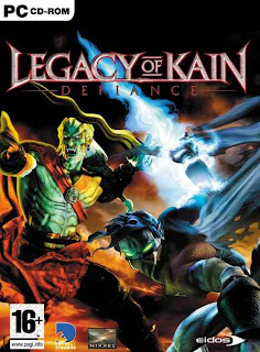 free LEGACY OF KAIN DEFIANCE game download