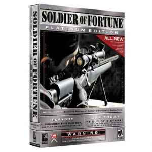 free SOLDIER OF FORTUNE PLATINUM EDITION game download