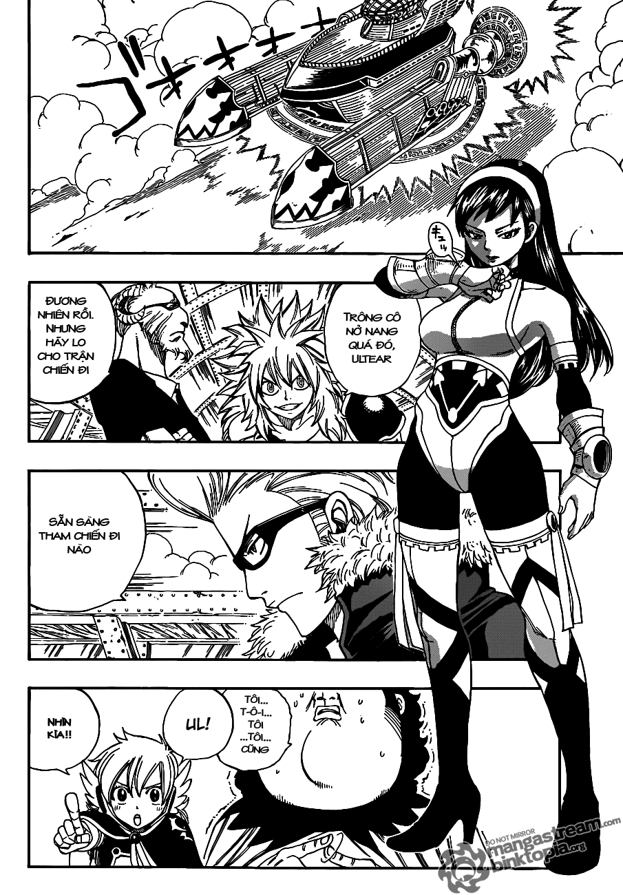 Fairy Tail Chap 215