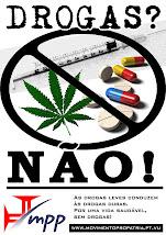 DROGAS? NÃO!