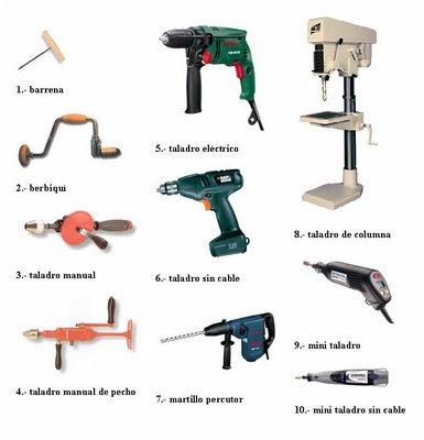 perforación italiano trabajo de mano