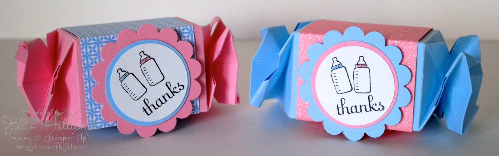 Creating Baby Shower Favor Ideas for Twins