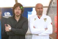 Alessandro Gaucci e Colantuono - AC Perugia