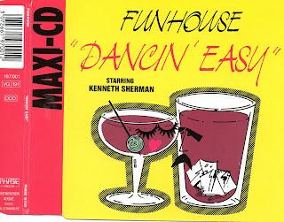 MUSICOLLECTION: FUNHOUSE - Dancin'Easy - MAXI CD - 1989