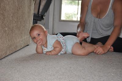 mab test baby yoga kicky cobra
