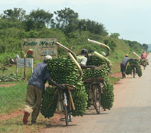 Banana's on Bikes