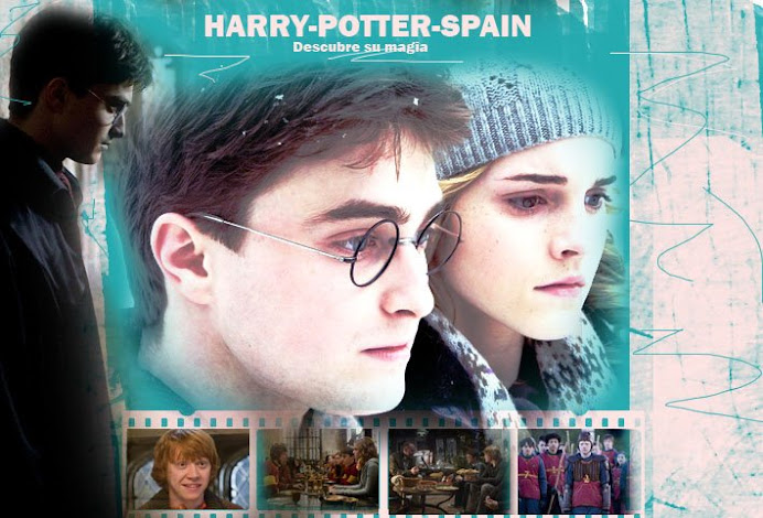 Harry-Potter Spain