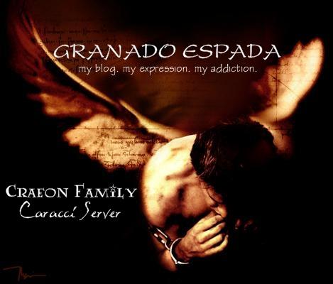Granado Espada: Not Merely A Hobby. More Of A Passion.