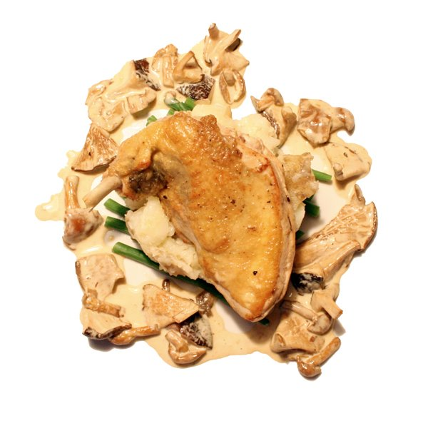 This Edible Life Things That Taste Like Chicken Guinea Fowl