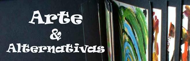 Arte & Alternativas - Livro Arte