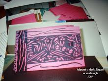Diário envelope