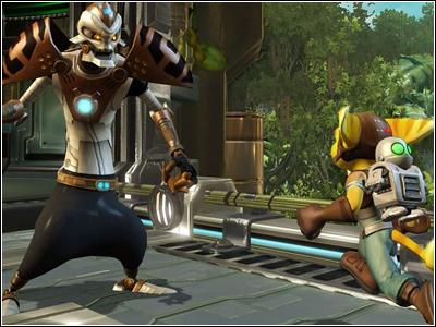 Fetch Quest Review Ratchet Clank Tools Of Destruction
