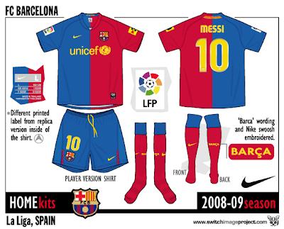 football teams shirt and kits fan fc barcelona new 2008 09 kits by nike football teams shirt and kits fan blogger