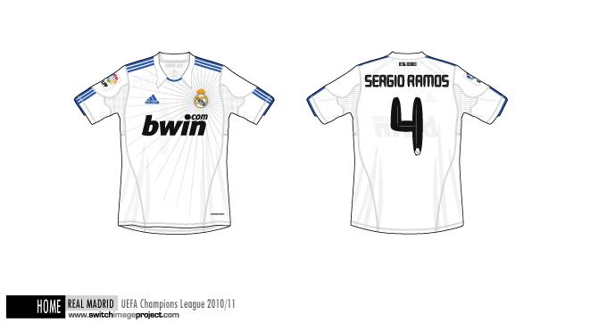 Football teams shirt and kits fan: September 2010