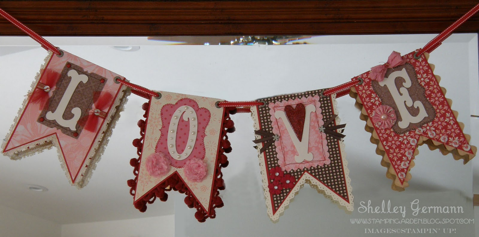 Banner: Made Or Found: Love Banner