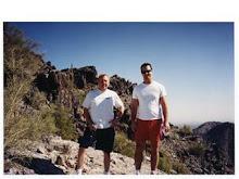 Paul Stoos Climing Sqaw Peak
