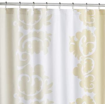 samovaari shower curtain from crate u0026 barrel