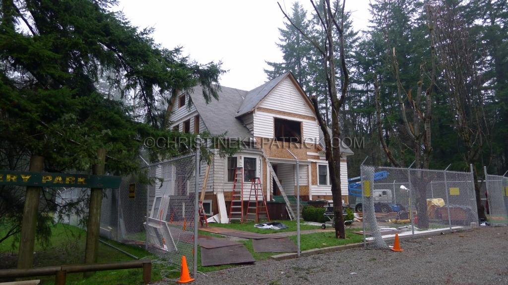 Saga Crep Sculo Fotos Da Constru O Da Casa Dos Swan