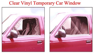 Temporary Car Window Replacements 20