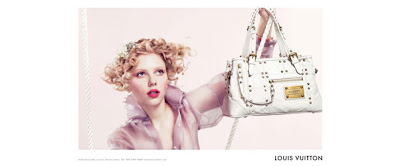 9c19a5d272b54 Louis Vuitton Spring Summer 2007 Ad Campaign