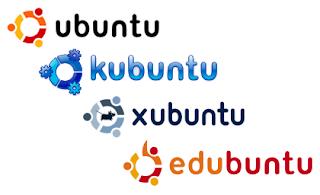 Should I use Ubuntu, Kubuntu, Xubuntu, or Edubuntu? What's the difference?